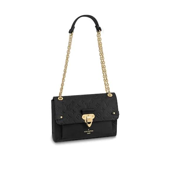 Louis Vuitton Handbags - Louis Vuitton vavin pm NOIR m44151 purse auth.